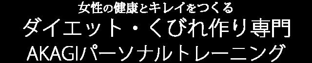 大阪ダイエット・くびれ作り専門パーソナルトレーニング